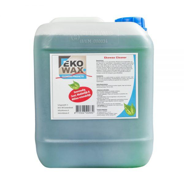 Ekowax Cleaner 10 liter