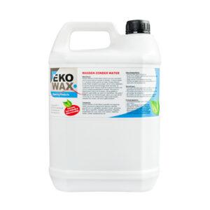 Ekowax wassen zonder water