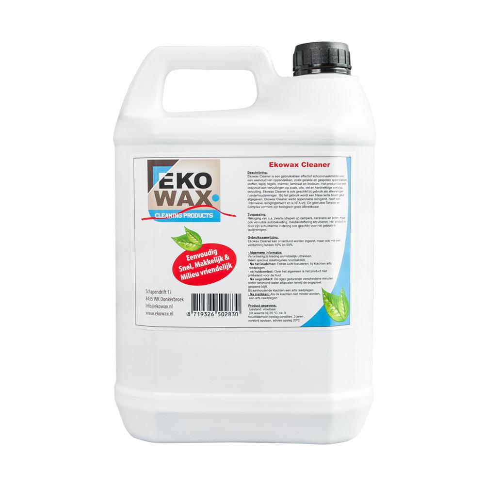 Ekowax cleaner 5 liter