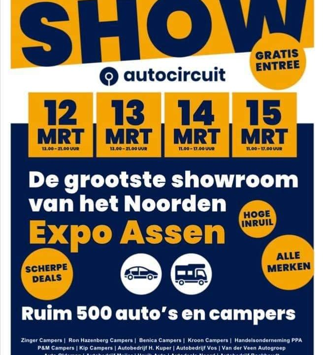 Occassion Show Assen 2020