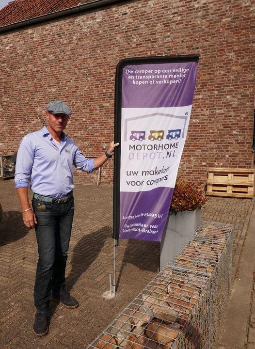 Jurgen Janssen Campermakelaar