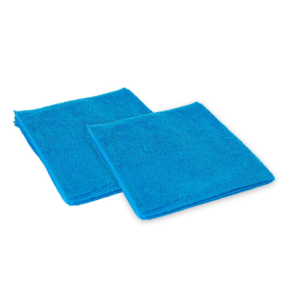 Microvezeldoek-blauw 10 stuks